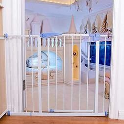 Costzon 7.9-Inch Gate Extension for Baby Safety Gate, Pet Ga