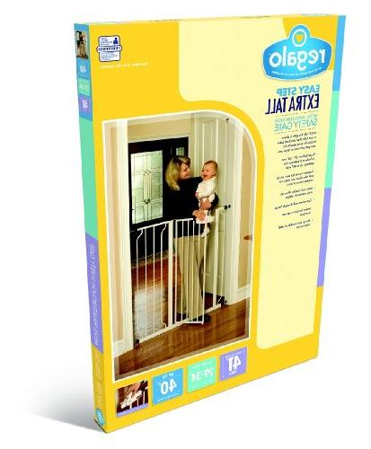 Regalo Easy Step Tall Thru Includes 6-Inch Kit, 4 Pack of Mount 4 Pack of