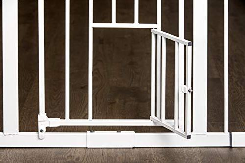 Carlson Extra Walk Through Gate Small Pet