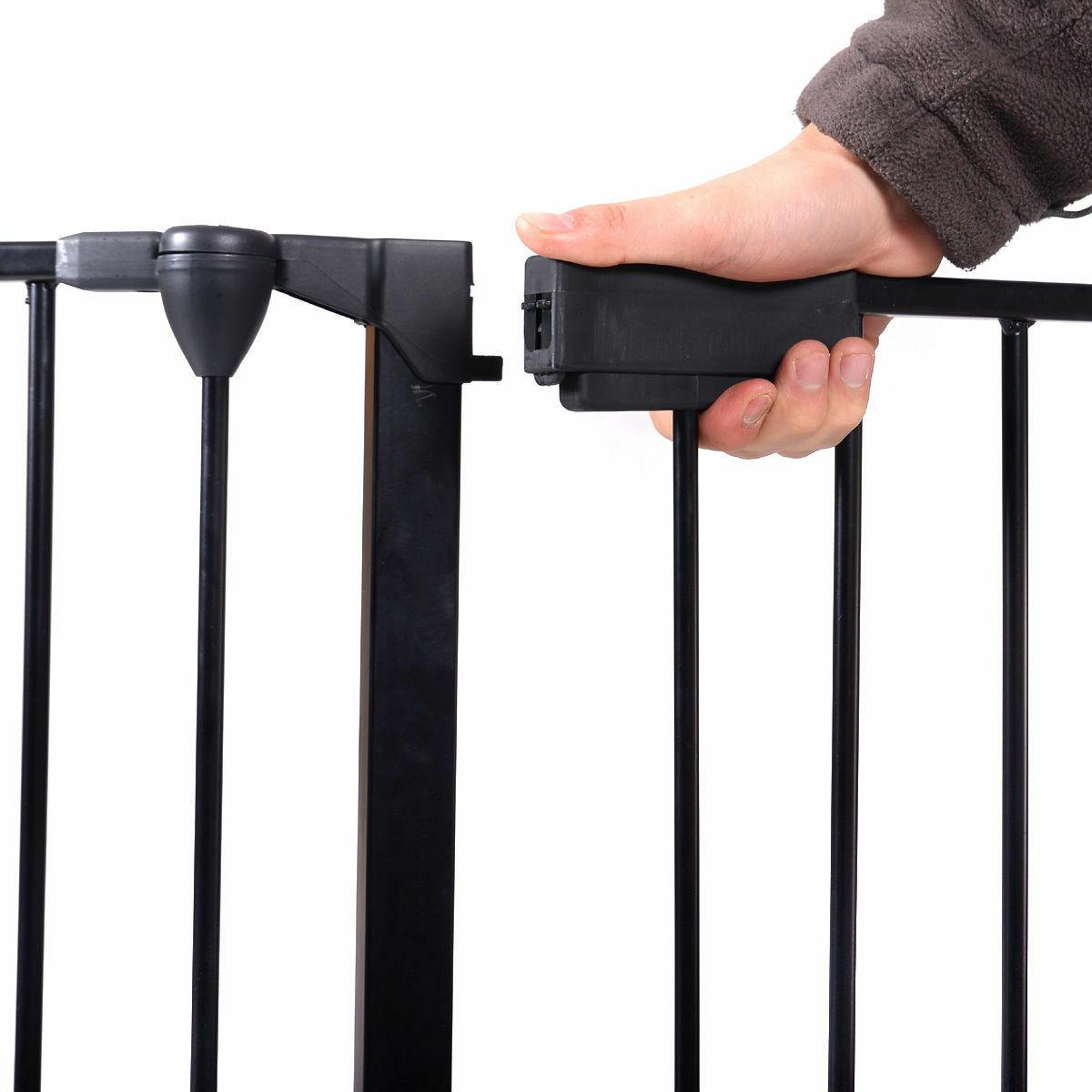 Fireplace Fence Baby Safety Fence Metal Fire Gate Dog Cat