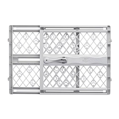 mypet paws portable gate expands