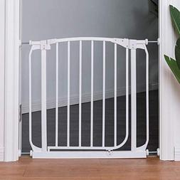 "Costzon Baby Safety Gate, Fits Spaces Between 28.5"" to 33"" W"